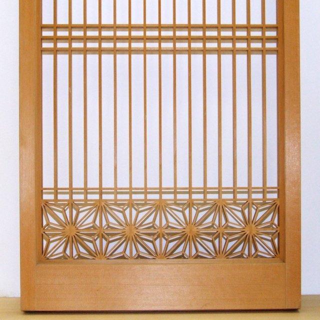 shoji japanische schiebet ren mit japanpapier bespannt. Black Bedroom Furniture Sets. Home Design Ideas