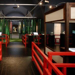 Japanische materialien und objekte f r museen und for Raumgestaltung berlin