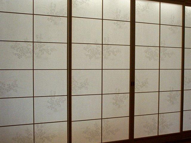 Shoji Japanische Schiebeturen Mit Japanpapier Bespannt Takumi