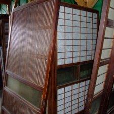 shoji antik. Black Bedroom Furniture Sets. Home Design Ideas