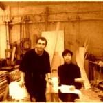 Yasuko Tamaru und Bernd Kuhn 2000