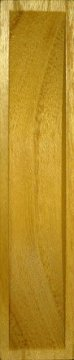 Muschelgriff für Shoji und Schiebetüren, Maulbeerbaum